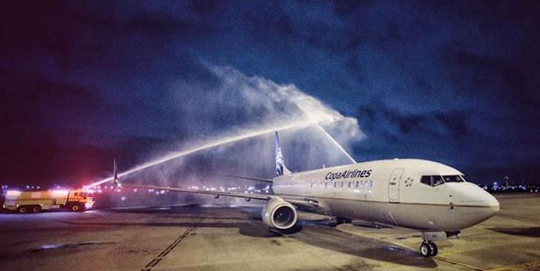 Copa Airlines Fortaleza