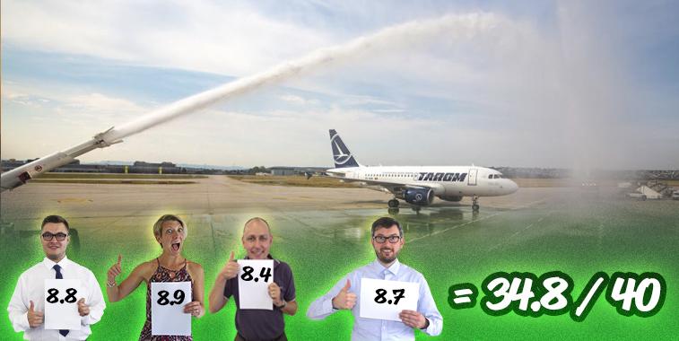 TAROM Stuttgart Airport