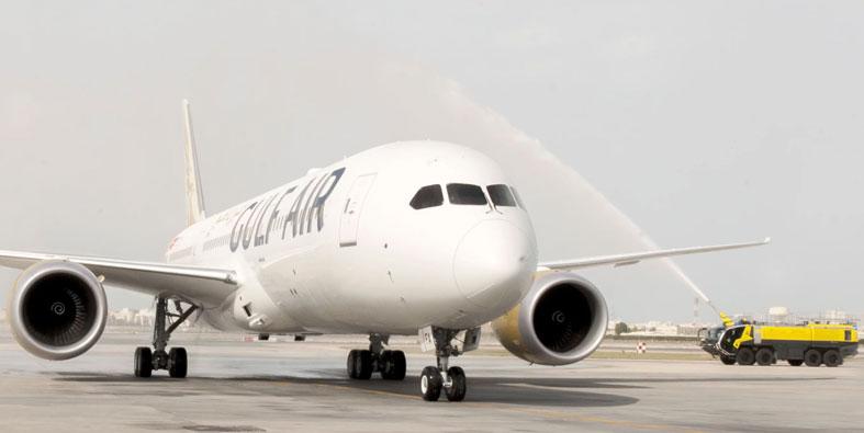 Gulf Air 787-9