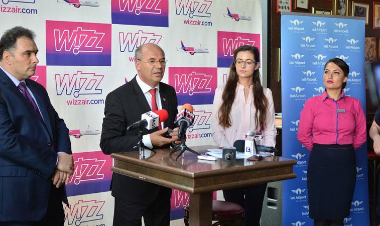 Wizz Air Iasi