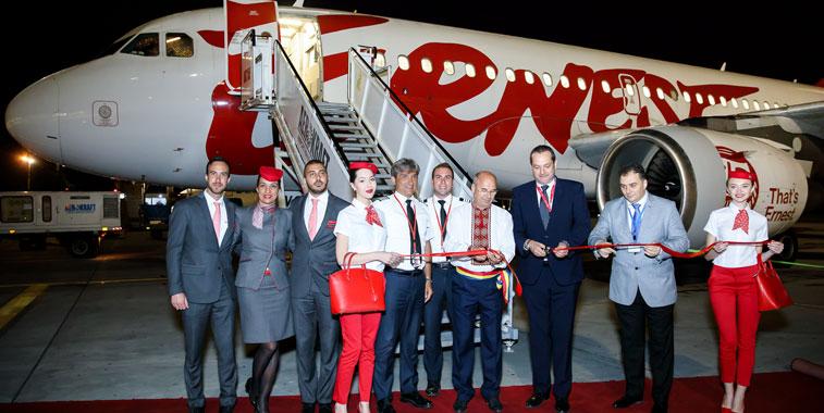 Ernest Airlines Iasi