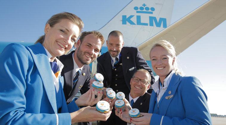 KLM Manchester