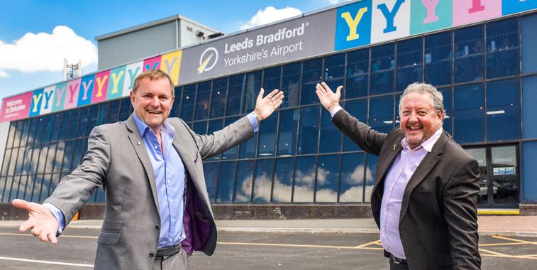 Leeds Bradford - Yorkshire's Airport