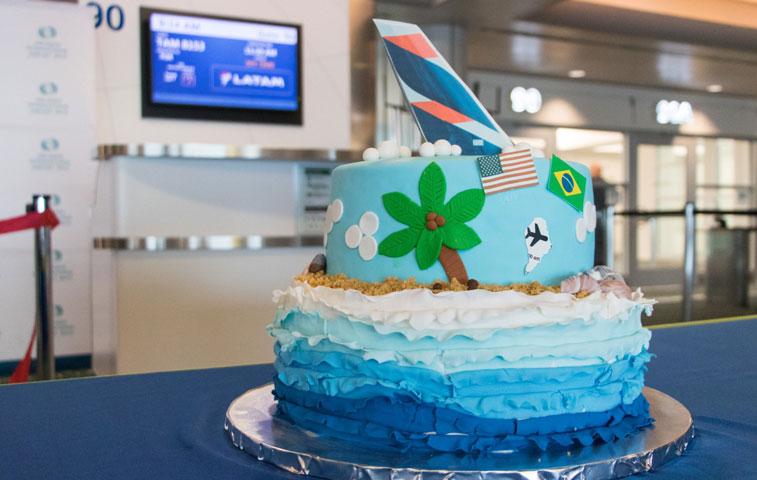 LATAM Airlines Orlando Fortaleza