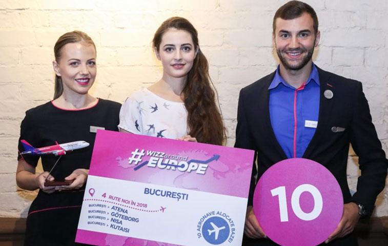 Wizz Air Bucharest