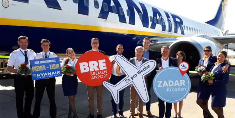 Ryanair Bremen