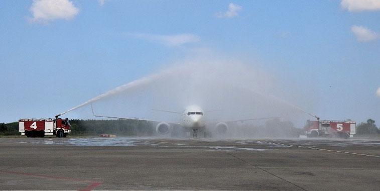 Turkish Airlines Samsun