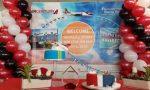 Air Century arrives in Aruba