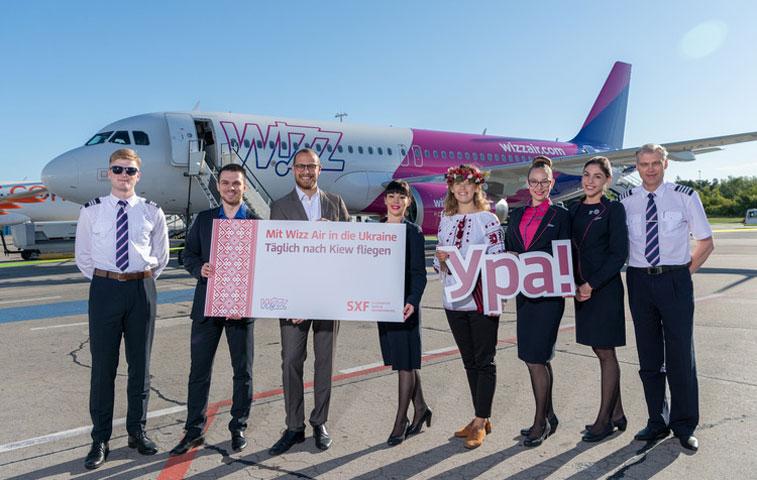 Wizz Air Berlin Kiev