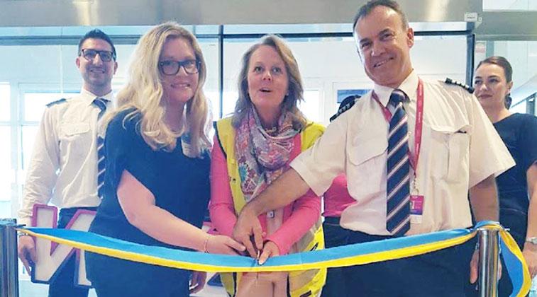 Wizz Air Gothenburg Bucharest