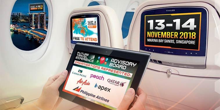 Future Travel Experience Singapore 2018