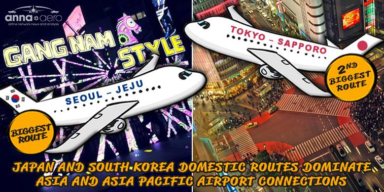 Asia Pacific route market