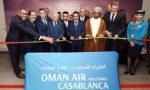 Oman Air charms its way to Casablanca