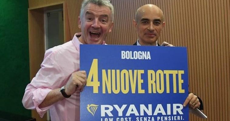 Ryanair Bologna