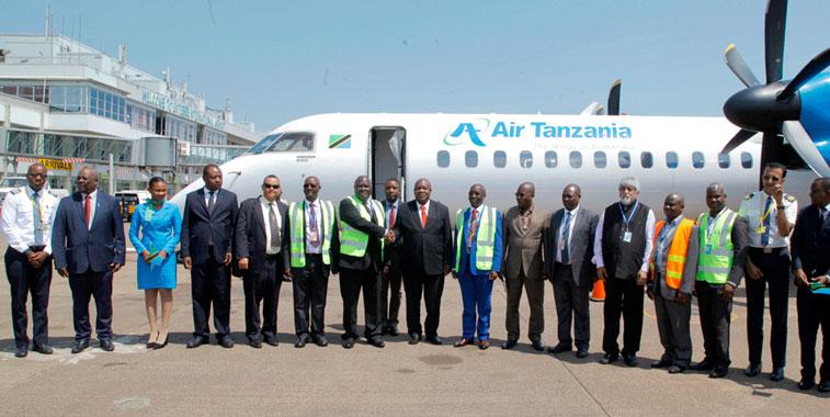 Air Tanzania Uganda