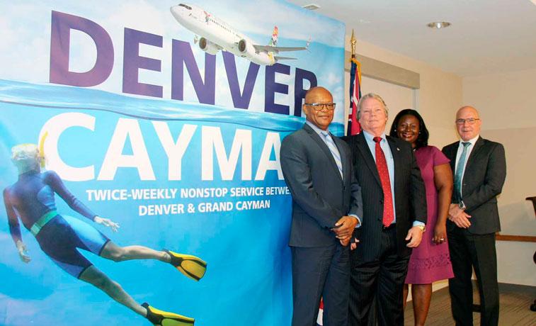 Cayman Airways Denver