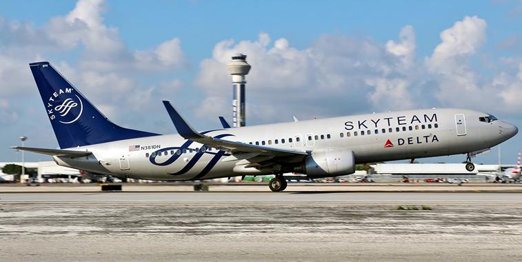 Delta Air Lines Cancun