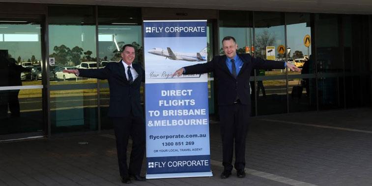 Fly Corporate Dubbo