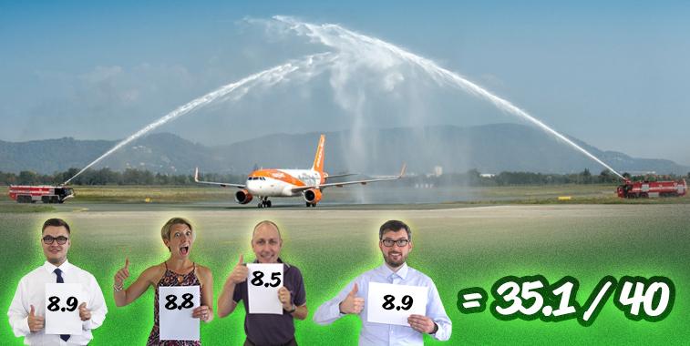 easyJet Graz