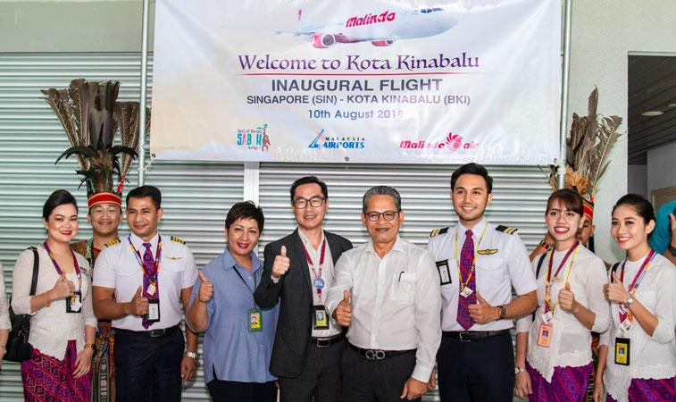 Malindo Air Singapore