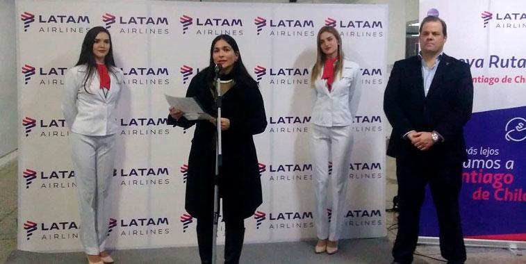 LATAM Airlines Cuzco