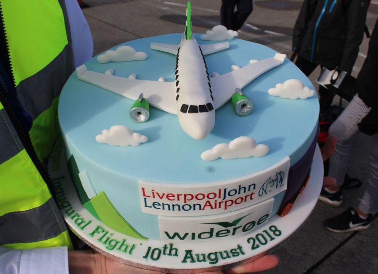 Liverpool Airport Wideroe
