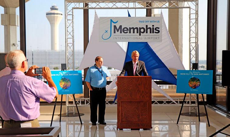 Frontier Airlines Memphis