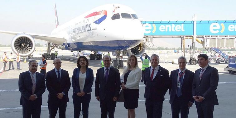 British Airways Chile