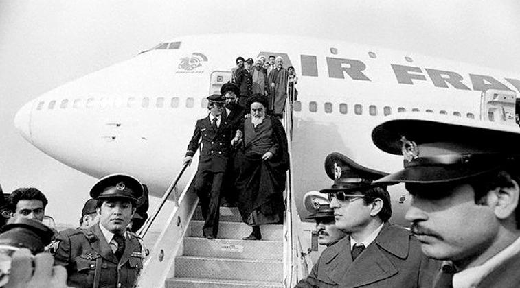 Air France Tehran