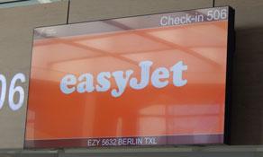 easyJet begins third Belgrade service