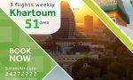 SalamAir kick-starts Khartoum connection