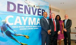 Cayman Airways announces Denver debut for March 2019