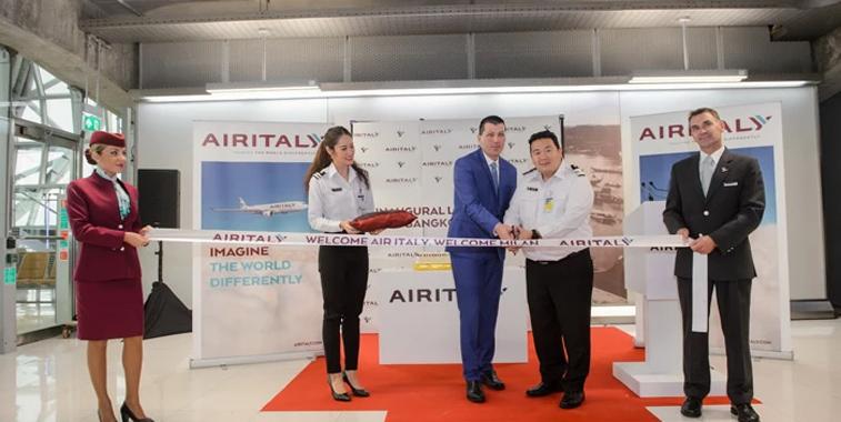 Air Italy Bangkok