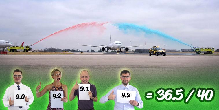 LATAM Airlines Lisbon