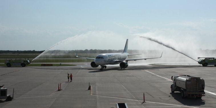 Frontier Airlines Wichita