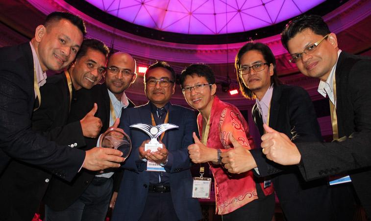 Kuala Lumpur Routes Marketing Award