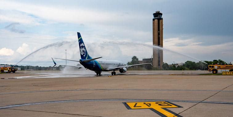 Alaska Airlines Pittsburgh