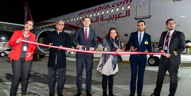 Air Arabia Maroc, Vienna
