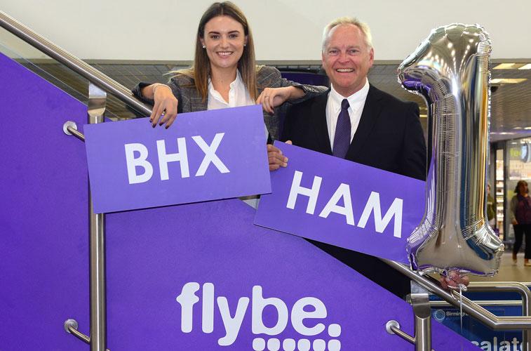Flybe Birmingham