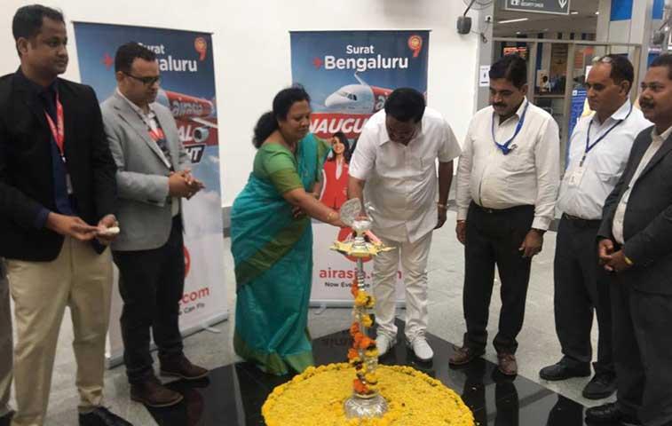 AirAsia India, Bengaluru