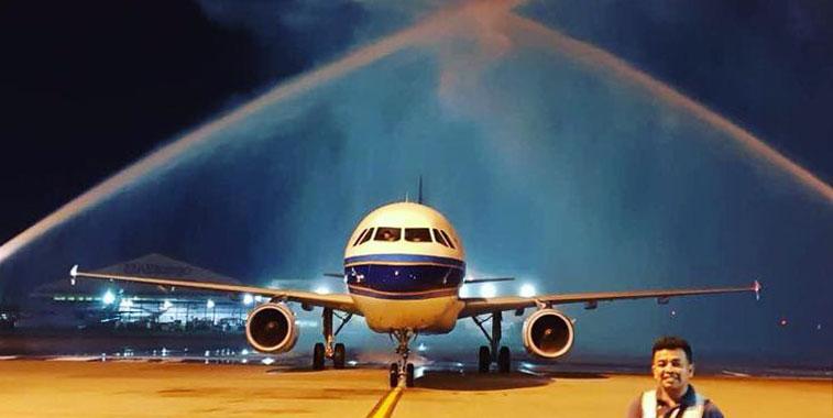 China Southern Airlines Kota Kinabula