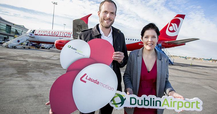 Laudamotion Dublin