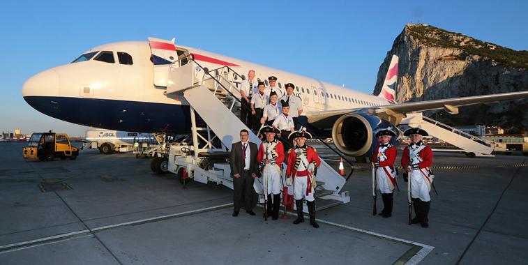 British Airways, GIB