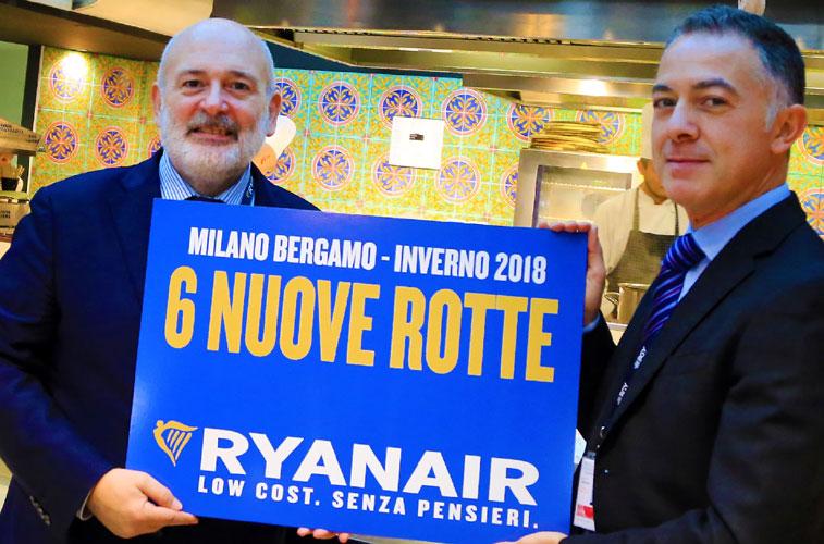 Ryanair Milan Bergamo