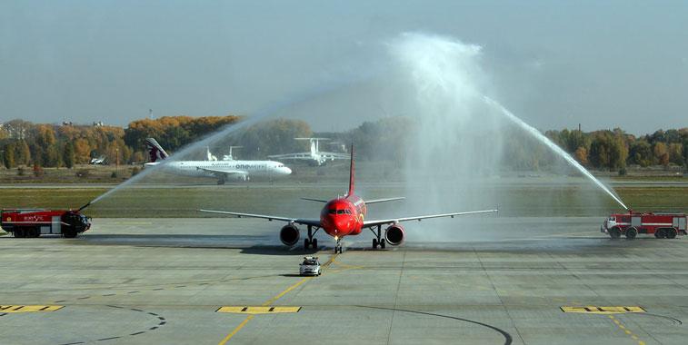 Brussels Airlines Kiev
