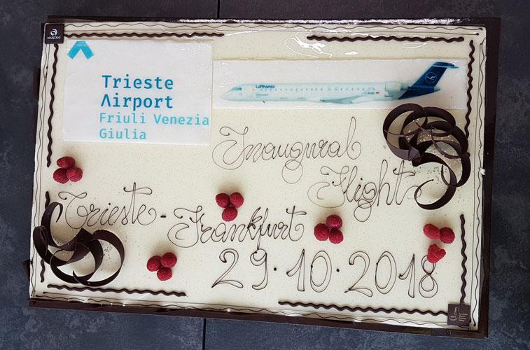 Lufthansa Trieste