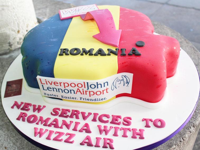 Wizz Air Liverpool Iasi Cluj-Napoca