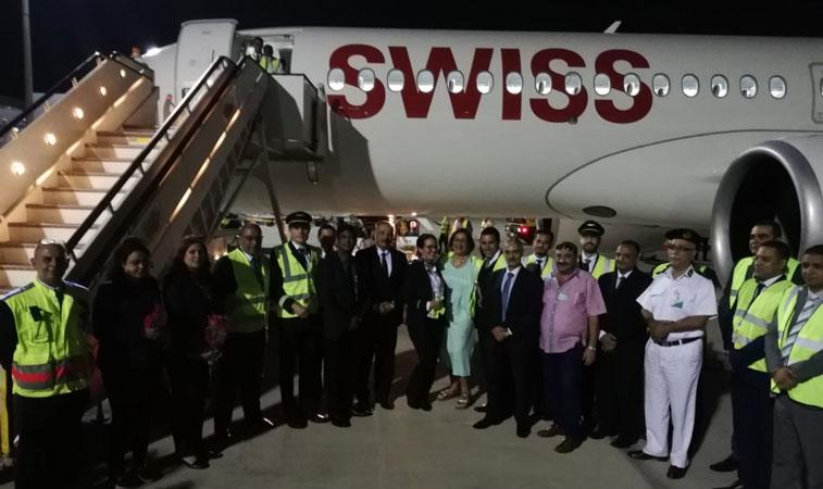 SWISS Hurghada