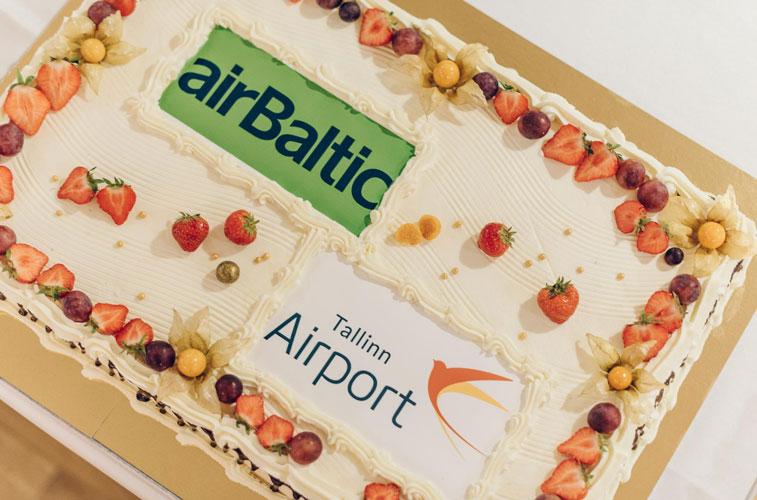 airBaltic Tallinn