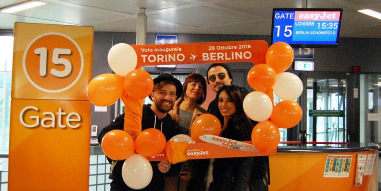 Turin Airport easyJet